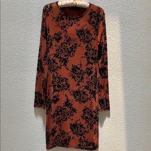 Iris Los Angeles Mesh Bodycon Dress